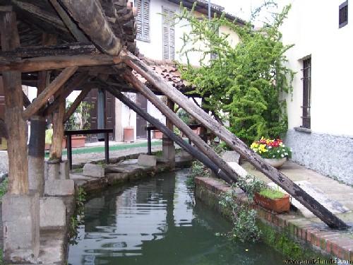 Vicolo Lavandaie Milano