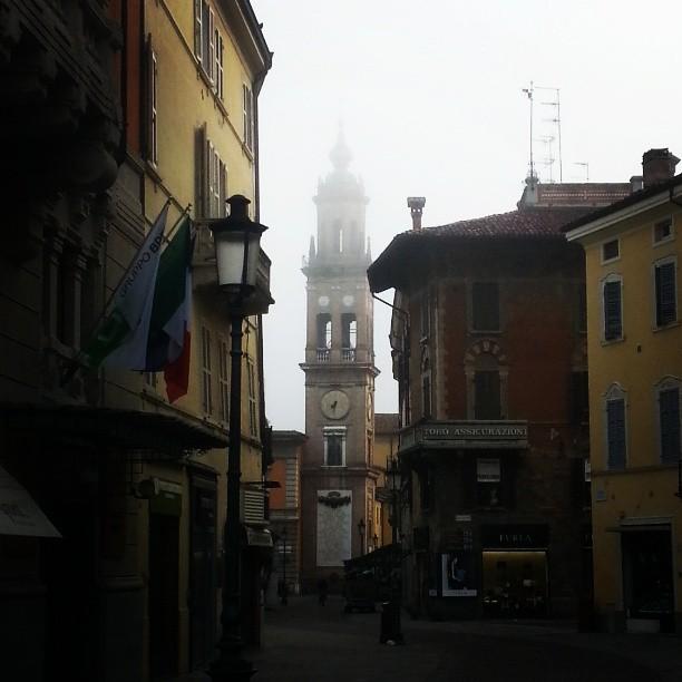 #Parma che si sveglia