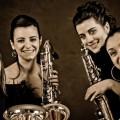 elise hall saxophone quartet