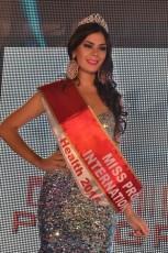 Liz Arévalos, Miss Progress International 2015