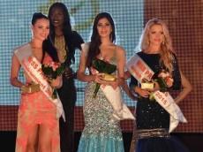 da sinistra: Kelly van den Dungen, Liz Arevalos, Susanna Schkrabak